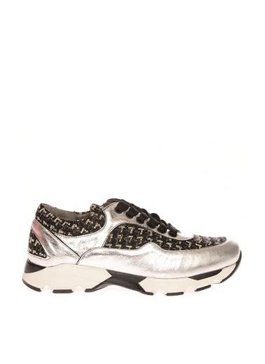 Greyder Ayakkabı Gümüş